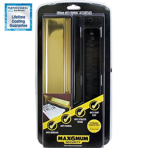 Self Adhesive Door Knockers Max6mum Security Retail